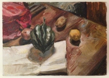 "Janice Porter | ""still life"" 