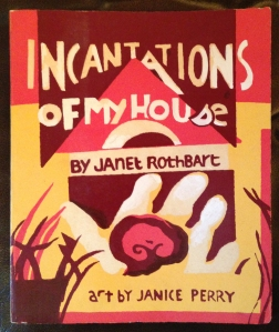 Janice Perry Porter illustrated Janet Rothbart's poetry